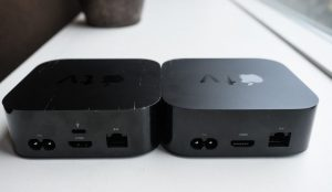 Apple TV 4K Review - Apple tv 4 vis Apple tv 5